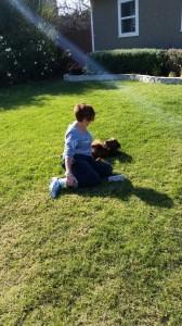 Diane & Chiachi front yard.jpg4